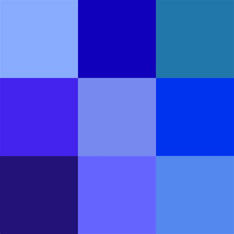 different color blues psychology of clothing colours image doctor