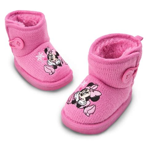 minnie mouse boots minnie mouse knit boots future godchild