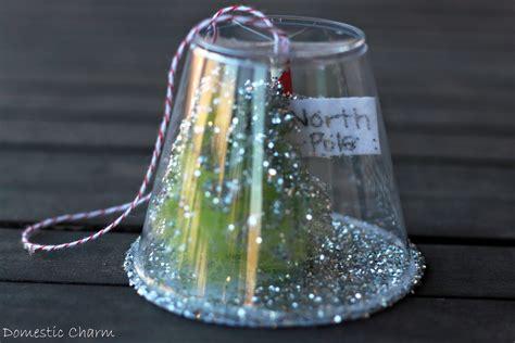 preschool crafts  kids christmas ornament cup craft