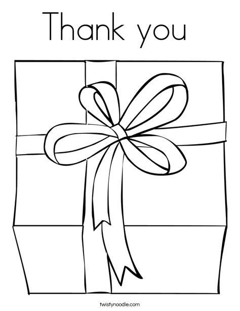 Birthday Thank You Coloring Pages Coloring Pages Thank You Coloring