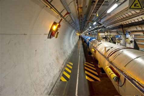 Proton Smasher Large Hadron Collider Successfully Restarts With Potential