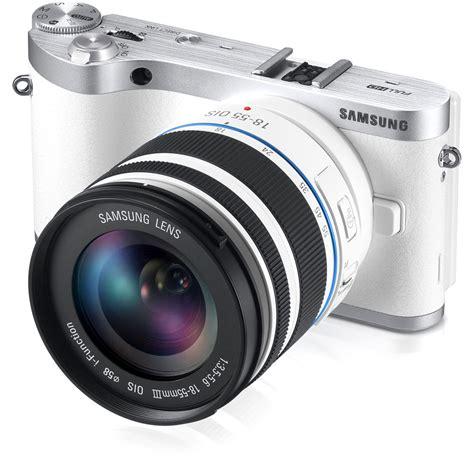 Kamera Samsung Mirrorless Nx300 samsung nx300 mirrorless digital ev nx300zbquus b h photo
