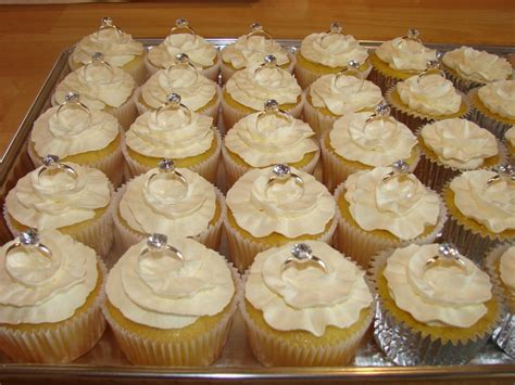 Wedding Ring Cupcakes by Wedding Ring Cupcakes Cakecentral