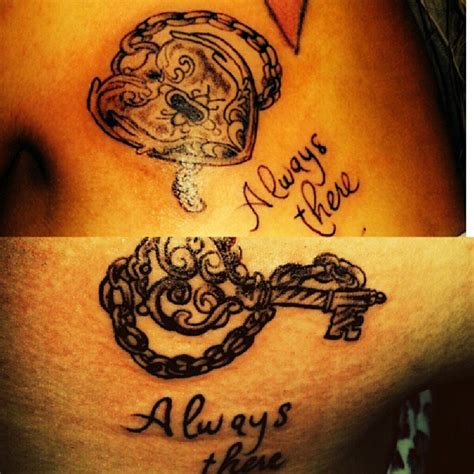101 staggering best friend tattoos inkdoneright