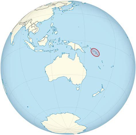 solomon wikipedia the free encyclopedia file solomon islands on the globe oceania centered svg