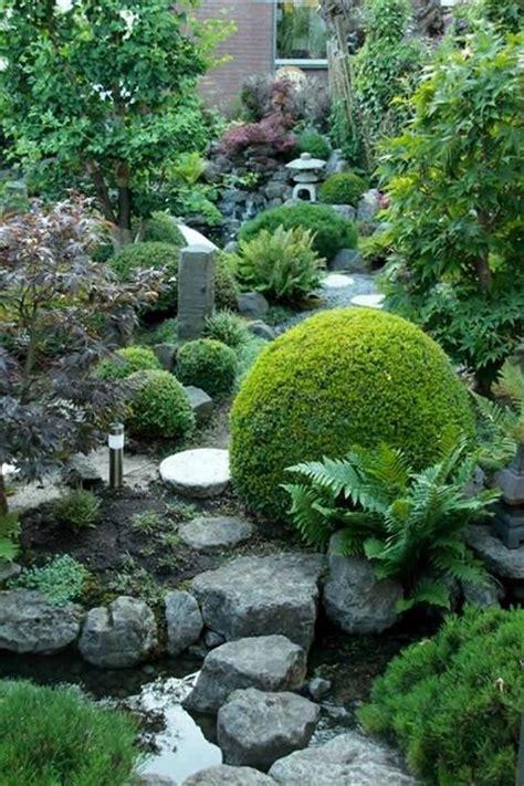 creating  japanese garden making  japanese style garden