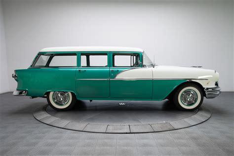 1956 pontiac station wagon 1956 pontiac chieftain wagon for sale