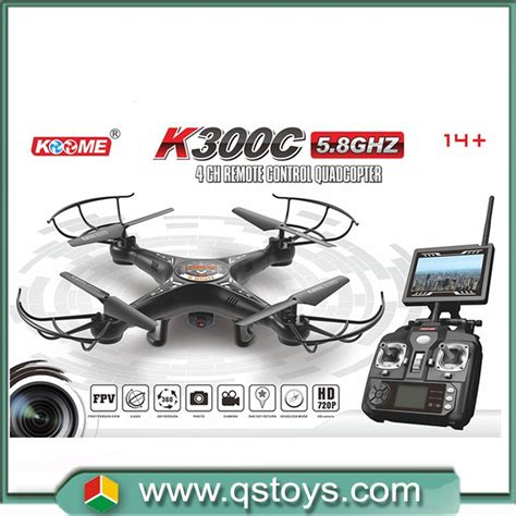 Drone K300 2015 newest arrived k300 c 4 channel 6 aixs 2 4ghz professional radio drone 5 8ghz fpv real time