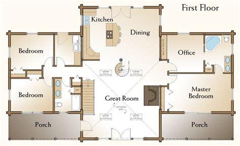 3 bedroom cabin floor plans 3 bedroom log cabin floor plans home plans design