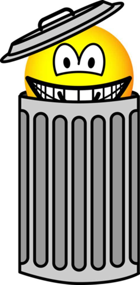 Toaster Face Trash Can Emoticon Emoticons Emofaces Com