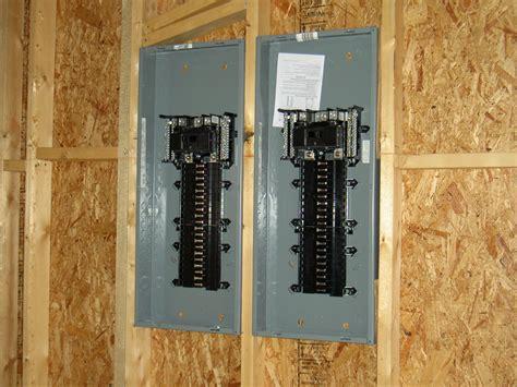 building  middleton house wiring plumbing