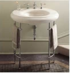 bathroom sink console table kohler k 6860 metal table legs bathroom vanities and