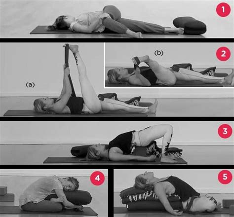 bed time yoga 5 yoga poses to sleep better for myself pinterest