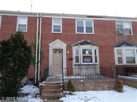 1205 glenhaven rd baltimore maryland 21239 foreclosed
