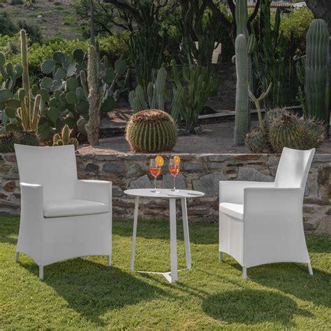 poltroncine giardino touch b poltroncina in alluminio e textilene per
