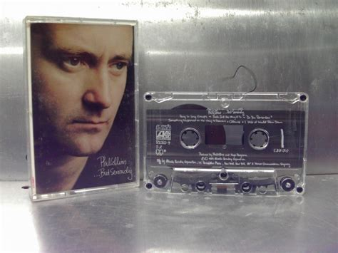 2 Kaset Phil Collins Songs Cassettes phil collins but seriously cassette a1 62