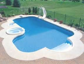 Backyard Pools Prices Top 25 Best Fiberglass Inground Pools Ideas On