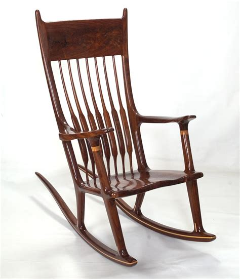 Rocking Chair by Whatley Wood Furniture Custom Woodworking Home