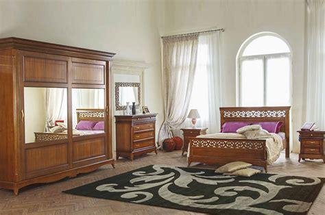 da letto in legno massello camere da letto classiche mobili sparaco