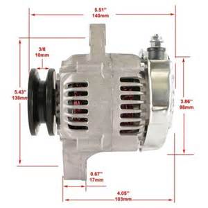 new chevy mini alternator rod race