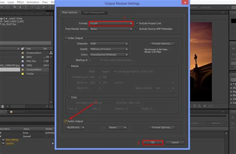 audio file format for after effects cara render adobe after effect yang benar tentang