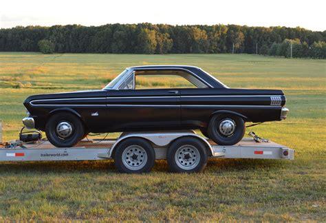 1964 ford falcon futura daily turismo tow it home 1964 ford falcon futura hardtop