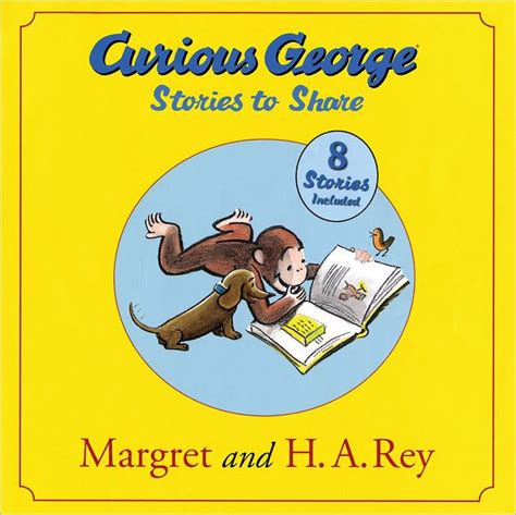 libro stories for the curious curious george stories to share by h a rey margret rey