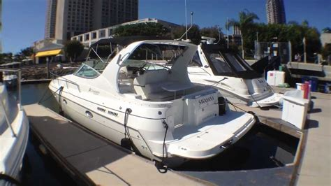 cruisers yachts 3375 express for sale