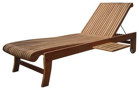 teak outdoor chaise teak giva chaise lounger contemporary outdoor chaise