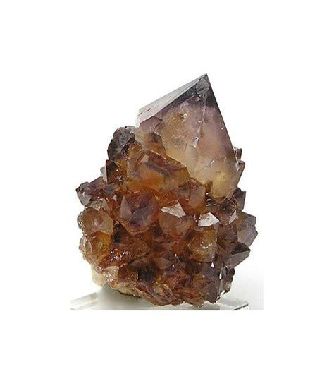 Rock Quartz 048 quartz sparkling iridescent quot citrine