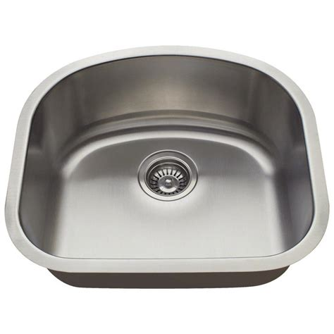 direct mount sink mr direct undermount stainless steel 20 in single bowl