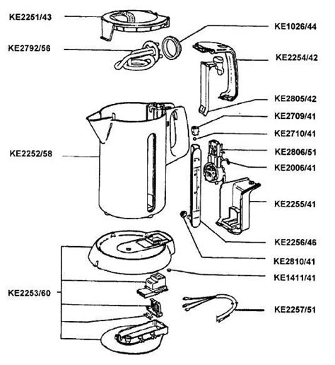 circuit diagram for electric kettle dehumidifier diagram