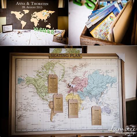 travel themed wedding decorations travel themed wedding ideas lumi 232 re photography