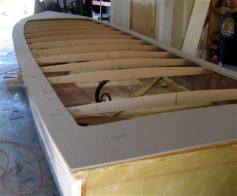 boat building foam sandwich construction used boats for sale in oklahoma city foam boat building