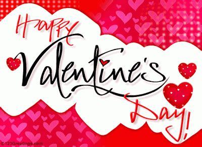 gambar kartu ucapan valentine  berita