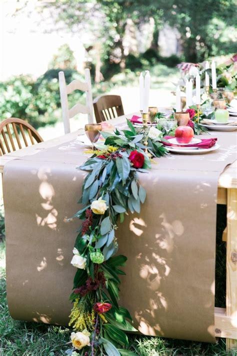kraft paper tablecloth elizabeth anne designs