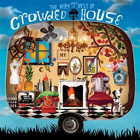 New Crowded House Best Of On Cd Expanded Digital Steve House Discography