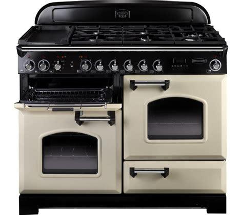 old range buy rangemaster classic deluxe 110 dual fuel range cooker