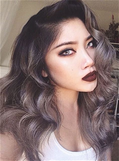 gray hair fad 2015 hair color trends guide simply organic beauty