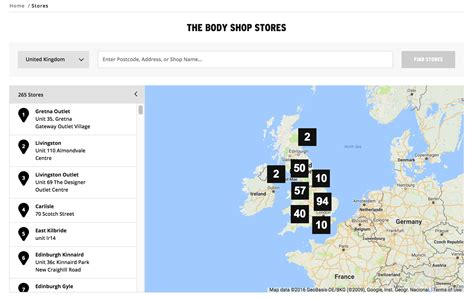 Find A Location Aveda Shop Online Or Find A Salon | the body shop us how can i find a store near me