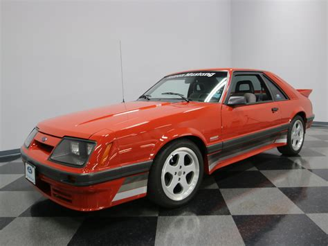 1986 Ford Mustang by 1986 Ford Mustang Streetside Classics The Nation S Top