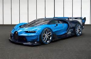 How Many Bugattis Are Made A Year Real Bugatti Vision Gran Turismo Looks