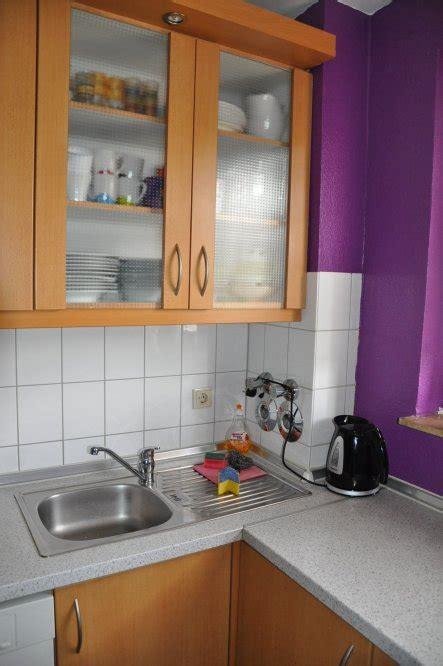 kleine wohnung küche ideen k 252 che aufbewahrung gew 252 rze