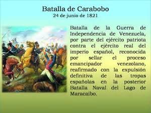 dibujo de la batalla de carabobo 1814 batalla carabobo images