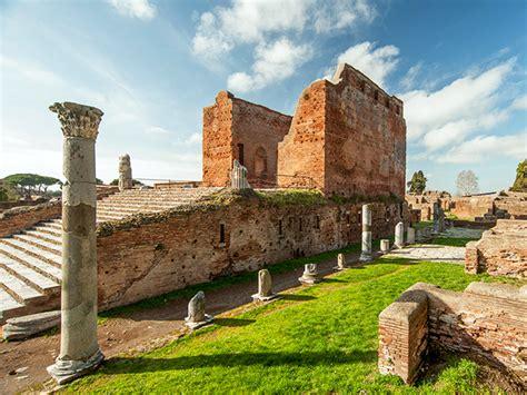 porto di ostia antica ostia antica archeological ruins port mobility