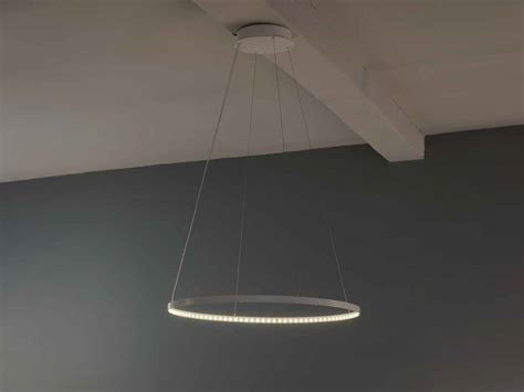 Direct Light by Led Direct Indirect Light Pendant L Circle 30 By Le
