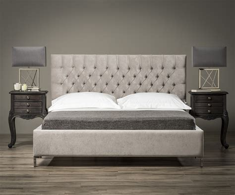 headboard and bed soho upholstered bed upholstered beds from sueno