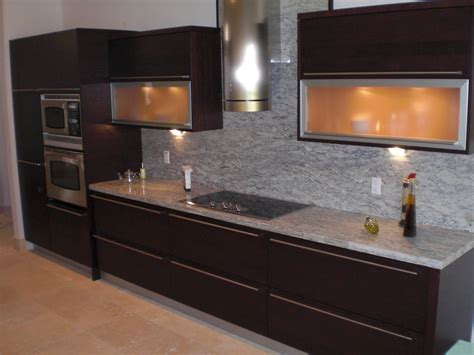 kitchen backsplash ideas for dark cabinets kitchen contemporary kitchen backsplash ideas with dark