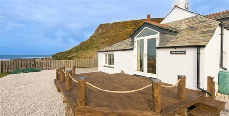bude cottages cornwall cottages bude the nook