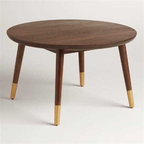 small wood randon coffee table world market